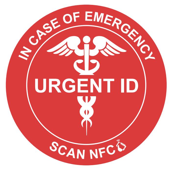 URGENT ID logo