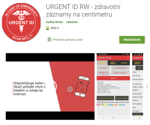 Google Play URGENT ID